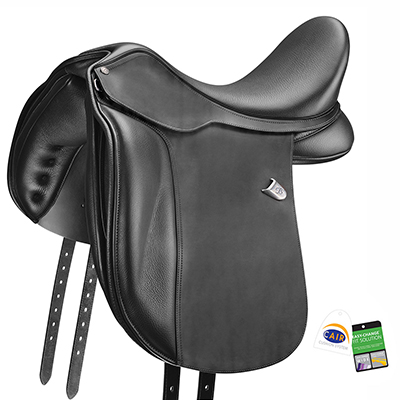Bates WIDE Heritage Dressage Saddle