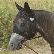Quiet Ride Standard Fly Mask w/Ears