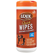 Lexol Leather Cleaner Quick Wipes