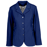 Dublin Derby Soft Shell Competition Coat Navy