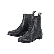 Saxon Syntovia Zip Paddock Boots Ladies