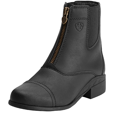 Kids Riding Boots Ariat Youth Scout Zip Paddock Boots