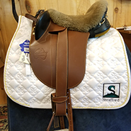"Downunder Saddlery Kimberly Light Aussie-16""-Brown"