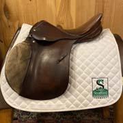 "Stubben Siegfried All Purpose Saddle-17.5""-Medium-Brown"