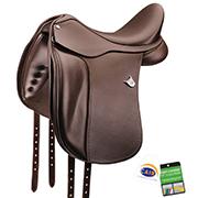 Bates® Dressage Saddle