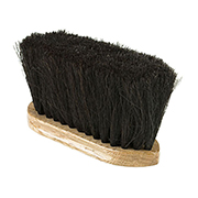 Horze Soft Horsehair Finishing Brush