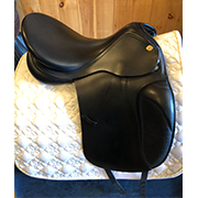 "Dover Dressage by Prestige 17.5"" 33cm (Used)"
