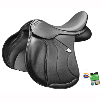 Bates All Purpose+ RearV CAIR Saddle