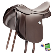 Bates® WIDE All Purpose Saddle