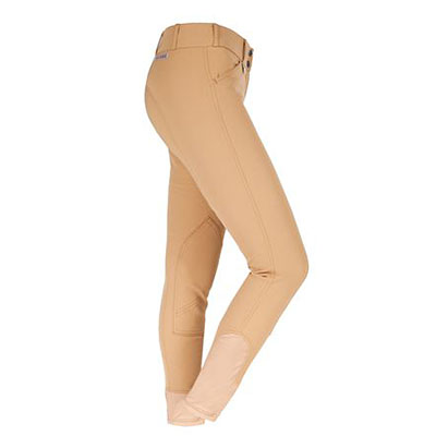 Horze Grand Prix Women's Extended Knee Patch Breech