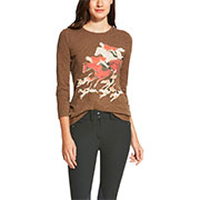 Ariat Hunt Scene Graphic Tee