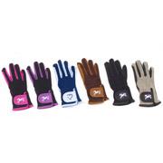 Ovation Hearts & Horses Child's Gloves