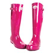 Rockfish Original Tall Wellington Boots – Adjustable Gloss