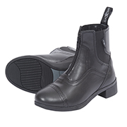Saxon Syntovia Zip Paddock Boots Childs