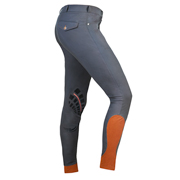 Schockemohle Draco Grip Men's Knee Patch Breech