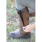 Shires Broadway Tall Leather Boots