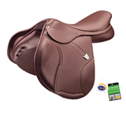 Bates® Elevation+ RearFB CAIR Jump Saddle