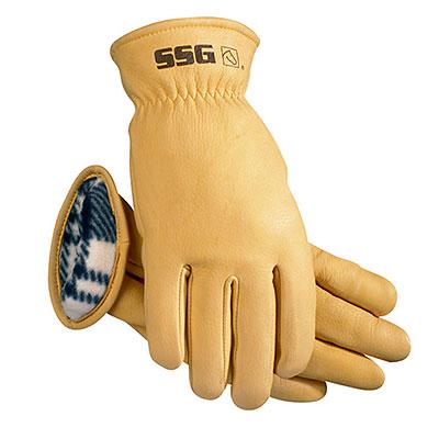 SSG Rancher Deerskin Glove (Lined)