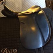 """Stubben Genesis Dressage Saddle - 18.5"""" - 28cm (Used)"""