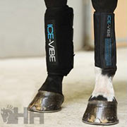 Ice Vibe by Horseware: Circulation Therapy