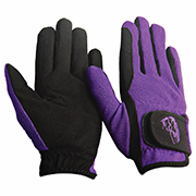 TuffRider Children's Performance Riding Gloves